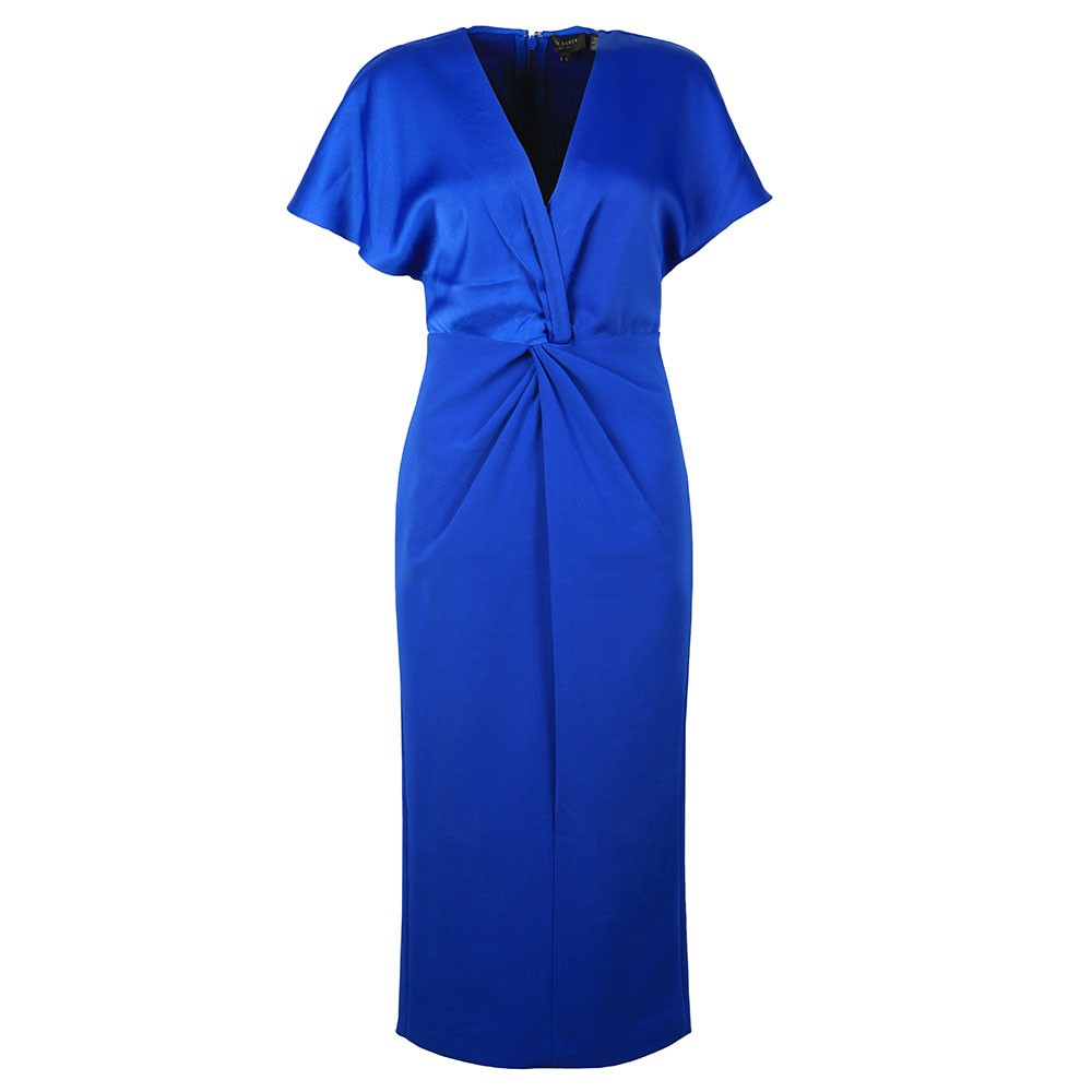 Ellame royal blue dress